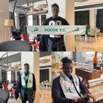 Έφτασε στην Ρόδο ο σέντερ φορ  Razak Abubakari