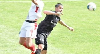 Την ήττα με 1-0 γνώρισε η Βέροια