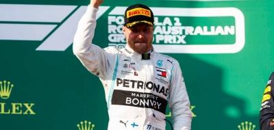 Πανηγυρική νίκη του Bottas στην Αυστραλία για την νέα σεζόν στην F1