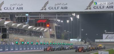 To αυτοκίνητο ασφαλείας έσωσε τον Leclerc και την Ferrari από τον διασυρμό