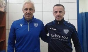 Ο Αλέξανδρος Μαντζούνης βοηθός προπονητή στο Αιγάλεω