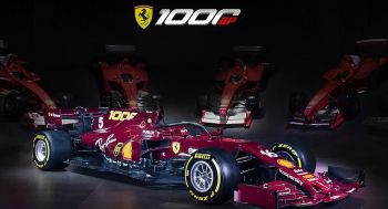 Επετειακό χρώμα για τη Ferrari στο Mugello