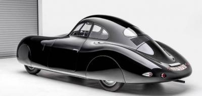 Σε δημοπρασία η σπανιότερη και παλαιότερη Porsche Type 64 του 1939